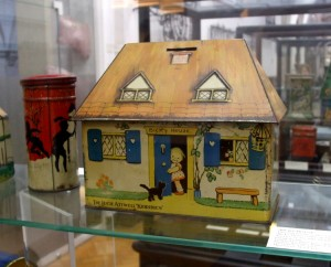 Another biscuit tin house, 1930s