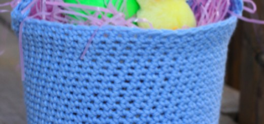 crochet-easter-basket