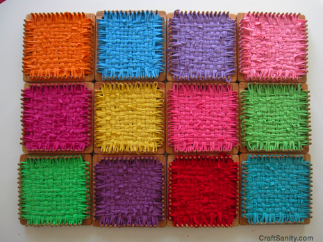 CraftSanity Weaving Looms