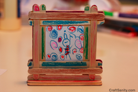 Fathers  Craft Ideas on Father   S Day Crafts Video Tutorial  Recycled Magnets  Art
