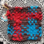 Potholder 3 by Abby - Reserved for Jacquie