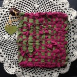 Potholder 10 by Amelia - Sold