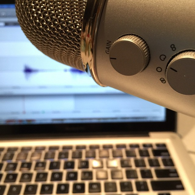It's a little late for this, but I must record an intro. #Podcasting #podcaster #craftsanitypodcast