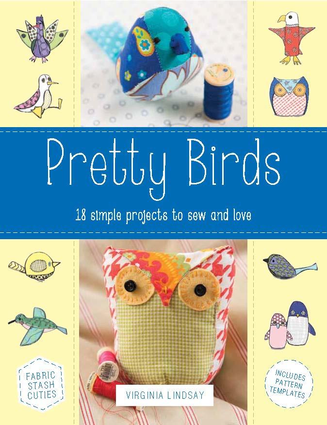 Free pattern: Sew a little Owl friend from \'Pretty Birds\' by ...