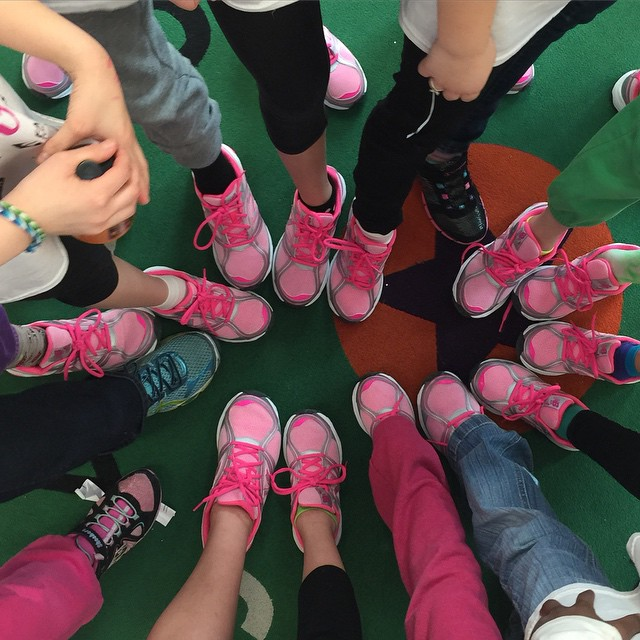 All in with Girls in the Run  #gotr #running #runlikeagirl
