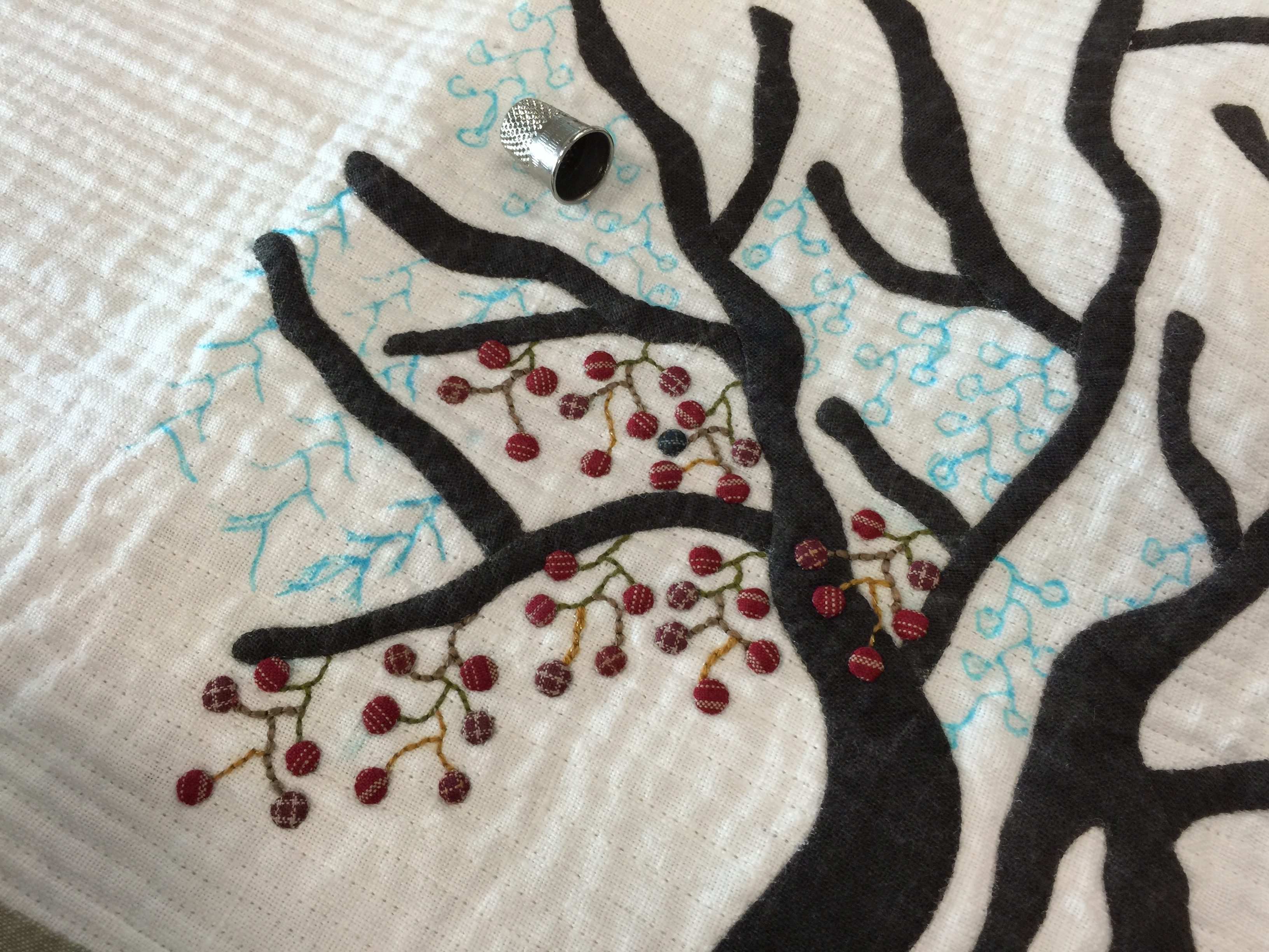 Craftsanity podcast episode 169: how rosa rojas a quilter from