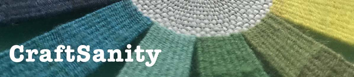 CraftSanity – A blog and podcast for those who love everything handmade